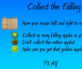 Collect Falling